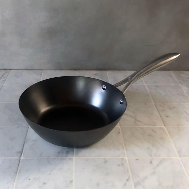 vitacraft/ビタクラフト スーパー鉄 炒め鍋 径22cm 炒め鍋径22cm