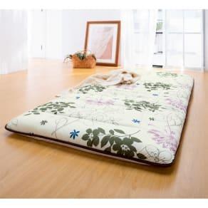 2段ベッド用(新 軽量&しっかり敷布団シリーズ 敷布団) 写真