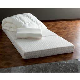 Afitお得なセットお得な掛けマットレス枕セットシングル(マットレス) 掛け布団+マットレス+枕セットだとそれぞれ単品で買うより2,000円(税込)もお得!