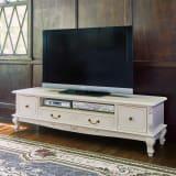 アンティーク調クラシック家具シリーズ テレビ台・幅150cm 写真