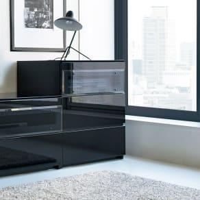 【ローチェスト】パモウナBW-60 上質な空間を奏でるテレビ台 キャビネット 幅60cm 写真