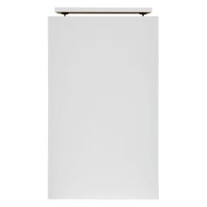書斎壁面収納シリーズ オーダー対応突っ張り式上置き(1cm単位) 幅39.5cm・高さ60~90cm 写真