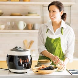 酵素玄米炊飯器 酵素玄米Labo 本体のみ 北澤恵里 モデル・タレント 元サッカー日本代表で、現在は解説者の北澤豪さんとの間に2男1女を持つベテランママ。