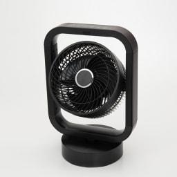 自動首振り機能付き マルチファン 1連 (イ)ブラウン×ブラック
