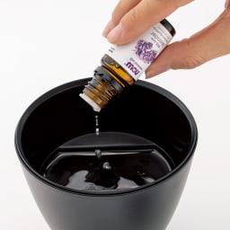 Stadler Form ZOE アロマディフューザー お好みのアロマオイルを1~2滴たらしてお楽しみください。