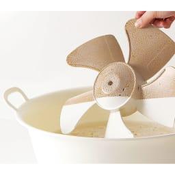 業務用 多目的洗剤「アミロンプロ」 2Lセット(1L×2本) 換気扇 浸け置きがおすすめ。