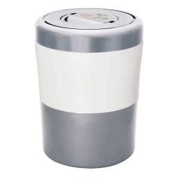 生ごみ減量乾燥機 パリパリキューブライトアルファ 脱臭フィルター2個セット (ア)グレイッシュシルバー