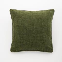 フィーロデコシンプルクッションカバー 45×45cm用 (エ)グリーン