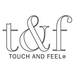 洗える本麻シリーズ ボックスシーツ ファミリー ファミリー320 TOUCH&FEEL(R)は、「肌がふれて、感じて、心満たされる」dinos発のファブリックブランドです。