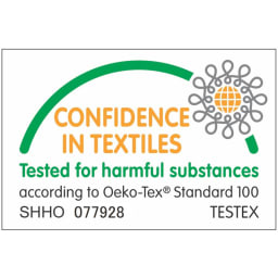 フィベールピロープレミアム 枕のみ 大判(1個) 繊維製品に付される国際的安全基準 エコテックスマーク取得。