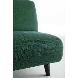 スペイン製はっ水カバー〈サマンサ〉座面・背もたれ兼用カバー(1枚) 【Samansa】はっ水タイプの機能素材。(オ)グリーン系
