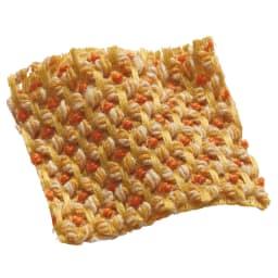 スペイン製はっ水 フィットカバー[サマンサ] 座布団カバー 色が選べる2枚 (イ)イエロー系