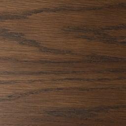 ナチュラルリビングダイニングシリーズ 座って左肘カウチ(洗える座面カバー付き) (ウ)・(エ)木部=ブラウン