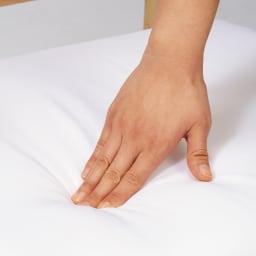 ゆったり寛げるリビングダイニングシリーズ 肘無しソファ ボリュームたっぷり、体を柔らかく包み込みます。