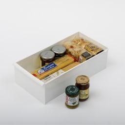 引き出しいっぱいスリムキッチンストッカー 9段・幅25.5cm 引き出しb・内寸高さ12cm。瓶ジャムやパスタなど。