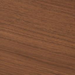 折りたたみできるスマートスタイルテーブル 120×59cm (イ)ダークブラウンは格調高いウォルナット調木目。