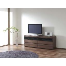パモウナGV-180 ダイニングからシアターリビングシリーズ テレビ台・テレビボード 幅180cm リビングとの馴染みが良く、モデルルームのような空間を造り出します。