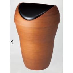 木目塗装が綺麗なダストBOX (イ)ナチュラル