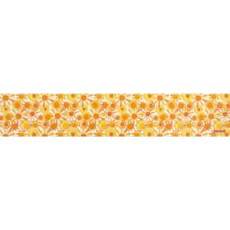 Jocomomola/ホコモモラ 汚れが拭けるPVCキッチンマット 45×240cm (ア)太陽。