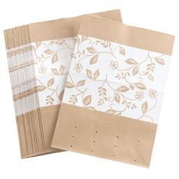 シンクの生ごみに!三角コーナーいらずの防水紙の水切り袋 320枚 (ア)ホワイト たっぷり280枚セットです!