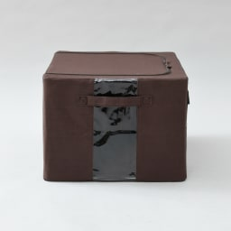 ワイヤー入り窓付き収納ボックス3個組
