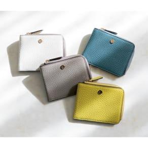 ペレボルサ 長財布/二つ折り財布 フラット二つ折り財布 写真