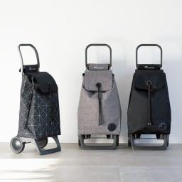 ロルサー ショッピングカート 左から(ア)スター、(イ)グレー、(ウ)ブラック