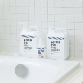 業務用 多目的洗剤「アミロンプロ」 4Lセット(2L×2本) 写真