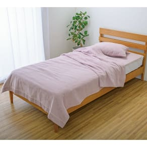 今治製タオルの寝具シリーズ タオルケット 染色 シングル 写真
