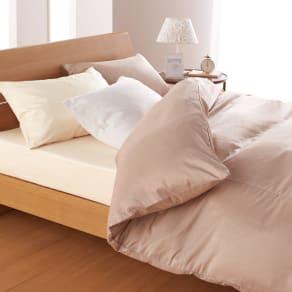 2段ベッド用(ミクロガード(R)プレミアムシーツ&カバーシリーズ 掛けカバー) 写真