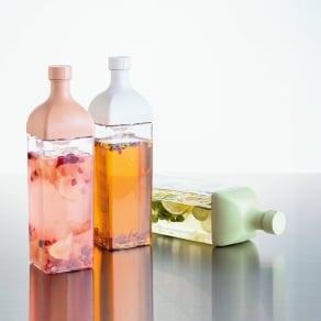 HARIO/ハリオ 冷蔵庫に横にして置ける カークボトル お得な2本セット 写真