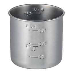 OBAKETSU/オバケツ 檜フタの米びつ 20kg用 キャスター付き 計量カップ