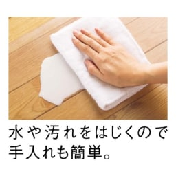 アキレス 透明キッチンフロアマット Neo (奥行80cm)