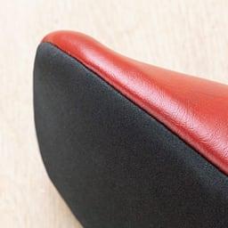 次亜塩素酸・アルコール対応 クリアセゾンスリッパ 色・サイズ選べる2足組  底面は滑りにくい素材で安心。