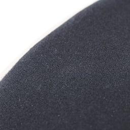 お手入れしやすいゲストスリッパ4足組 ソフトタイプ スリッパの底面は前面に、滑りにくいPVC素材を使用。