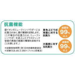 【サイズオーダー】銀イオン配合(AG+)  軽量・抗菌 パネル式風呂フタ 幅142~150奥行68cm(2枚割)