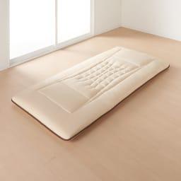新 軽量&しっかり敷布団シリーズ お得な掛け+敷き+枕セット