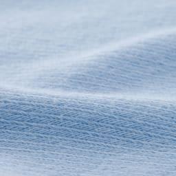 【西川リビング】のび~るフィットシーツ(クイックラップシーツ) 肌面はコットン やわらかで汗をよく吸うから1年中快適な使い心地。