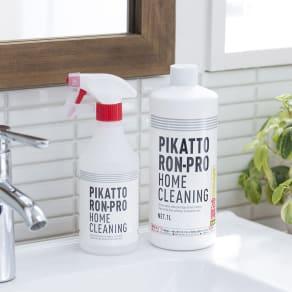 業務用 強力パイプ洗浄剤 「ピカットロンプロ」 1L 写真