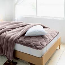 【テイジン】洗えるあったかボリューム毛布お得な掛け+敷きセット