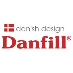 フィベールピロープレミアム ピローケース付き ハーフボディ(1個) 「フィベール」はデンマークの老舗寝具ブランド「ダンフィル」の人気シリーズ