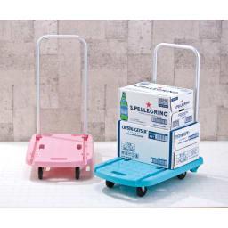 2WAYキャリーカート 水のまとめ買いや荷物運びにあると便利!