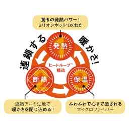 【ディノス限定販売】ヒートループ(R)DX くまのプーさんデザイン ぬくぬくケット シングル