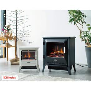 ディンプレックス 暖炉型ファンヒーター ルーシア 写真