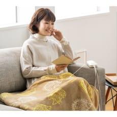 LISA LARSON/リサラーソン 電気毛布シリーズ 電気ひざ掛け