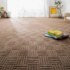 多機能デザインループカーペット