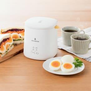 ゆで卵メーカーエッグマイスター 写真