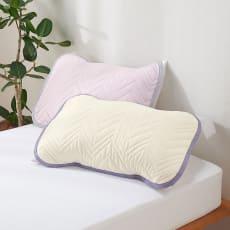 西川×ディノス クールコットン寝具シリーズ ピローパッド(同色2枚組) 普通判