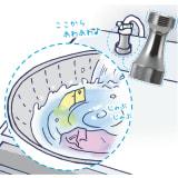 ナノバブルアダプター洗濯機用...