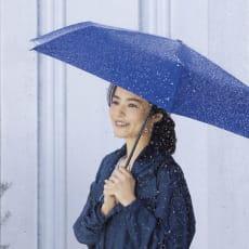 フロータス 超はっ水軽量折りたたみ傘 55cm
